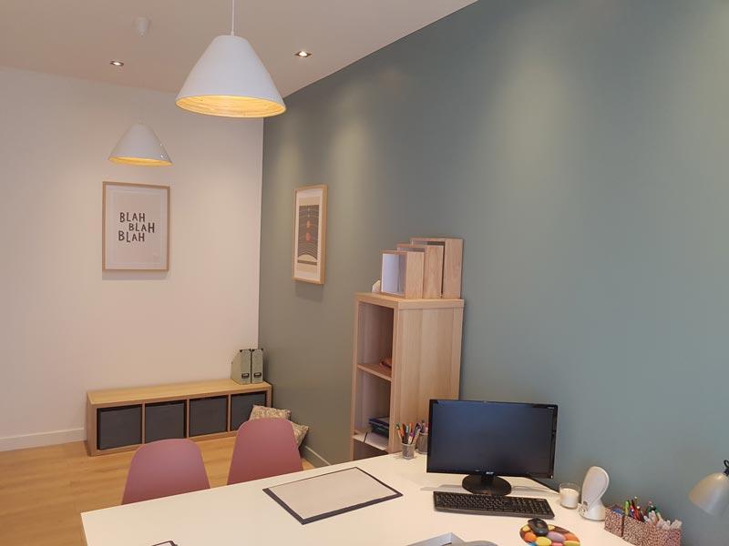 décoration intérieur cabinet médical