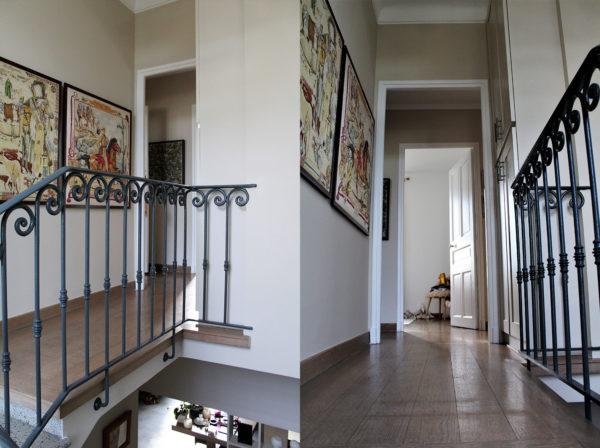 rénovation intérieur maison ancienne à Antibes