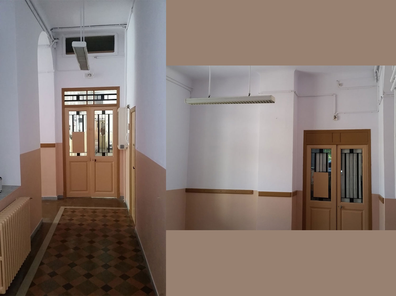 rafraîchissement intérieur école à La Colle Sur Loup
