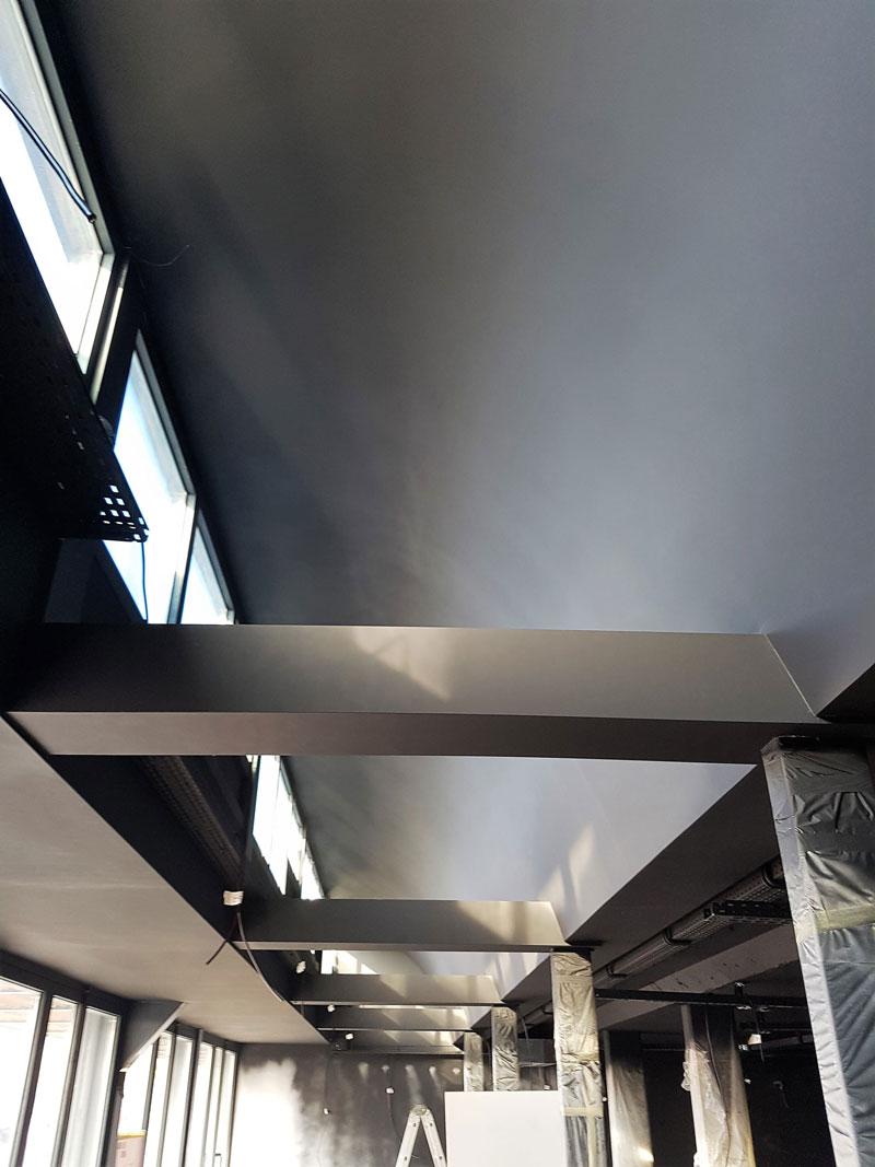 peinture structure bar à Saint Laurent du Var