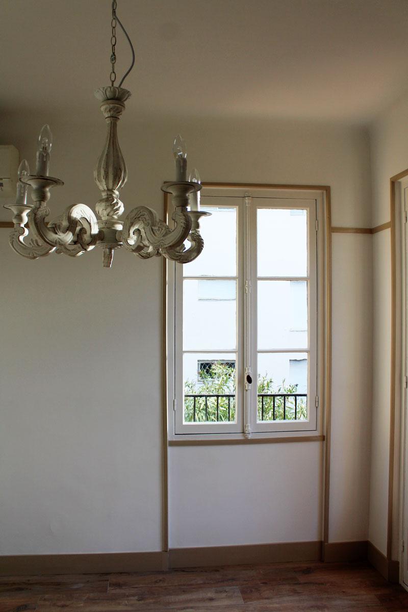 rénovation d'une villa à Antibes